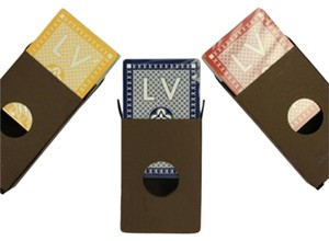 Louis Vuitton Louis Vuitton Playing Cards (3 Decks) LVTL126