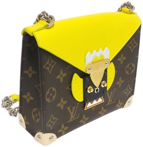 Louis Vuitton Mask Pochette Limited Edition Cross Body Bag