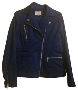 Laundry by Shelli Segal Motorcycle Jacket