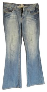 Refuge Jeans Flare Leg Jeans-Light Wash