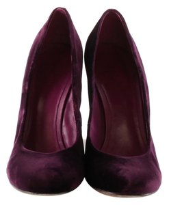 Tory Burch Grape Pumps
