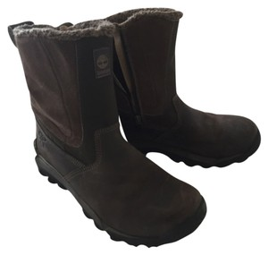 Timberland Dark Brown Boots