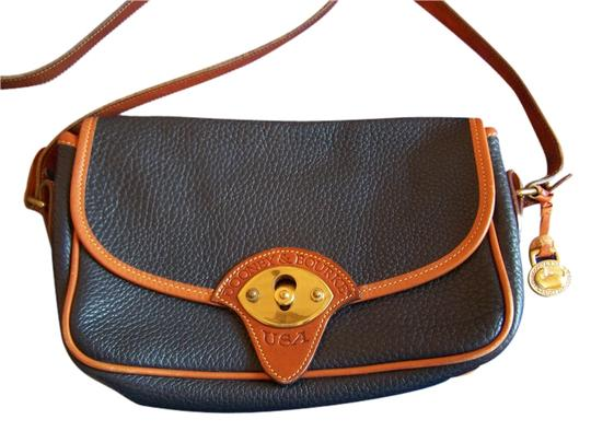 Dooney & Bourke All Weather Leather Vintage Awl Cross Body Bag