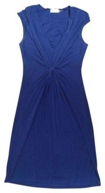 Preload https://item2.tradesy.com/images/calvin-klein-blue-sleeveless-jersey-knit-ruching-knotted-front-above-knee-workoffice-dress-size-6-s-6081-0-0.jpg?width=400&height=650