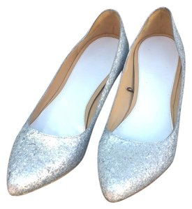 Martin Margiela for H&M Silver Flats