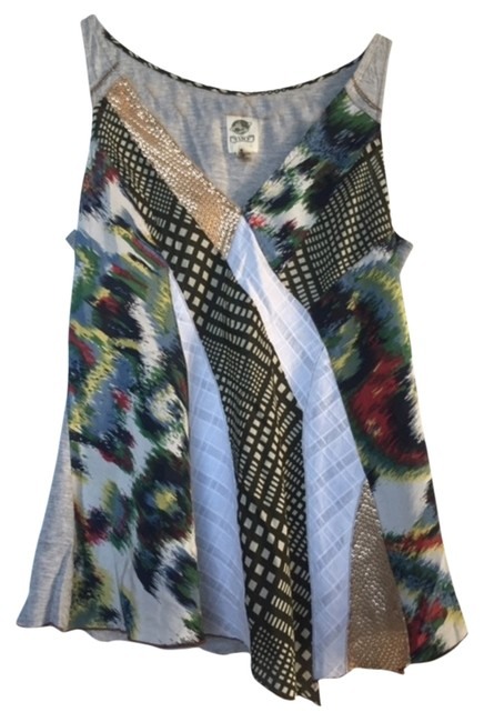 Preload https://item2.tradesy.com/images/tiny-multicolor-anthropologie-night-out-top-size-4-s-6082291-0-0.jpg?width=400&height=650