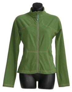 Lululemon stretch zip up jacket funnel collar zip pockets