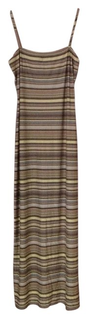 Multicolored Maxi Dress by Laundry by Shelli Segal