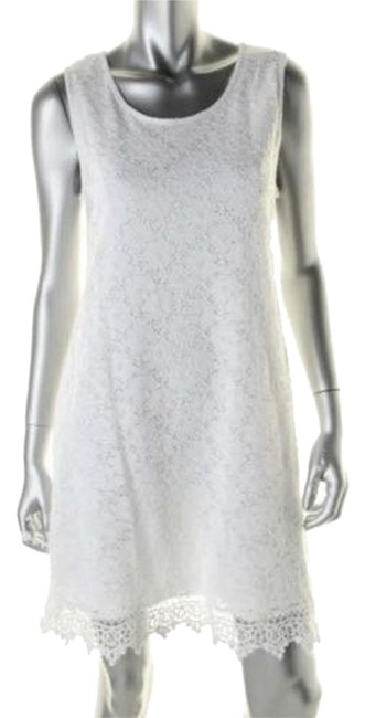 Alfani short dress White on Tradesy