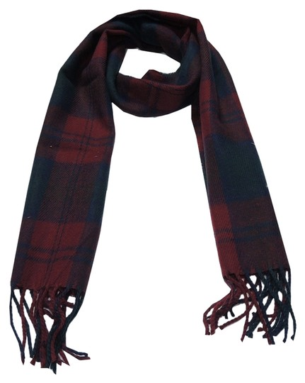 Other Plaid Scarf Item HS18