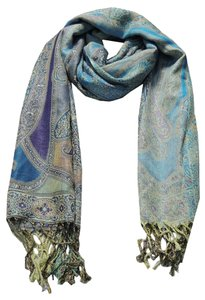 NEW' Free shipping Woven Flowers Scarf Item HS20