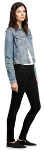 Rag & Bone Perfect Wash Womens Jean Jacket