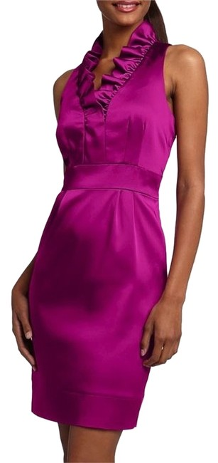 Preload https://item1.tradesy.com/images/taylor-plum-purple-satin-even-above-knee-cocktail-dress-size-6-s-6084700-0-0.jpg?width=400&height=650