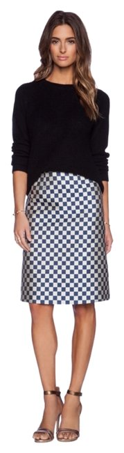 Marc by Marc Jacobs Skirt Deep Blue Multi