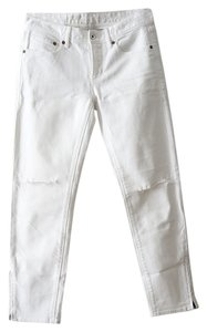 Madewell Capri/Cropped Denim-Light Wash