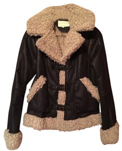 River Island Fur Coat