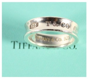 Tiffany & Co. Tiffany & Co. 1837 Silver Band
