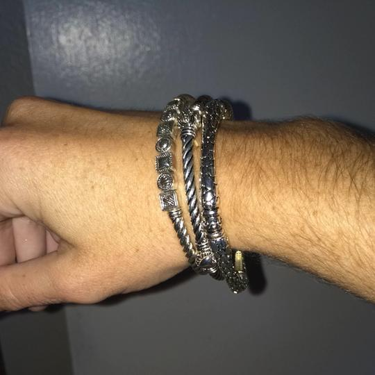 Other Silver Stretchy Bracelets