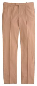 J.Crew Boy Loose Relax Walnut Khaki Work Trouser Pants Tan