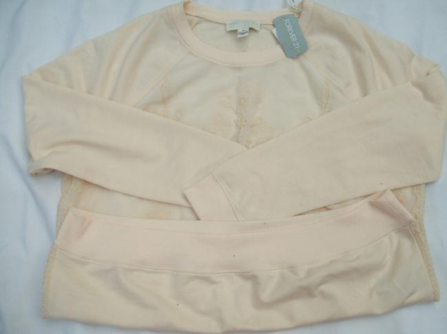 Preload https://item1.tradesy.com/images/forever-21-beige-womens-athletic-peach-bud-shirt-new-blouse-size-20-plus-1x-6087340-0-0.jpg?width=400&height=650