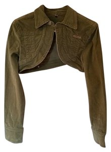 Hydraulic Green Jacket
