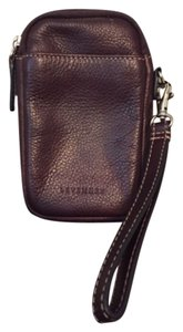 Levenger Wristlet in Brown