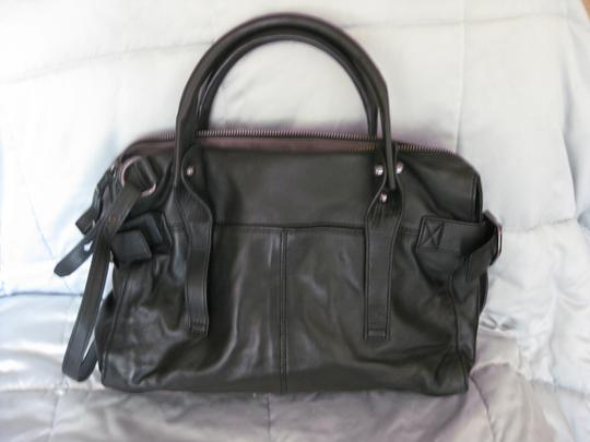 Kooba Kendal Kendal Satchel in Black