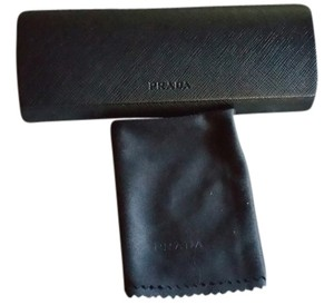 Prada Reading glasses case.