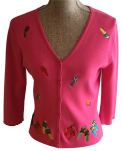 Other Size Small Embellished Embellished Sweaters Cardigan