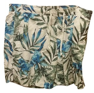 Old Navy Old Navy Hawaiian Floral Print Swim Bottoms Shorts Trunks