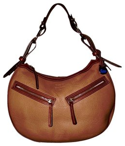 Dooney & Bourke Casual Beach Bohemian Summer Hobo Bag