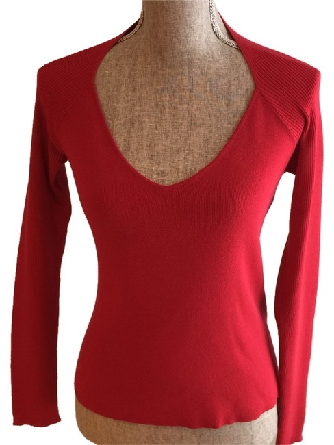 The Limited Sweetheart-neck Sweetheart-neck Sweetheart-neck Tops Fall Tops Spring Tops Fall Spring Spring Fall Size Small Sweater
