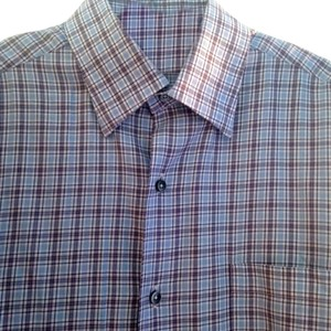Ermenegildo Zegna Almost New Size L Cotton T Shirt