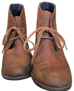 Clarks Desert Nubuck Chocolate Lace Up Brown Boots
