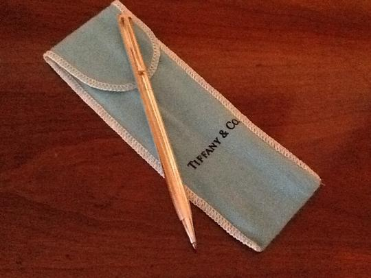Tiffany & Co. Sterling silver ball point pen