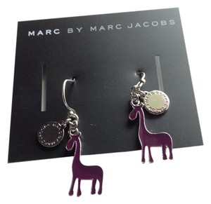 Marc by Marc Jacobs NEW Marc by Marc Jacobs Miss Marc Giraffe Earrings