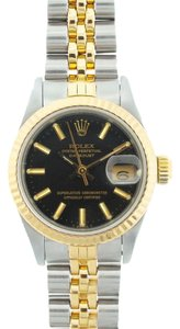 Rolex LADIES ROLEX DATEJUST 2-TONE WATCH