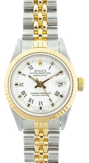 Preload https://item2.tradesy.com/images/rolex-ladies-datejust-2-tone-with-box-and-appraisal-watch-6092101-0-1.jpg?width=440&height=440