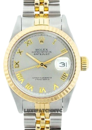 Preload https://item3.tradesy.com/images/rolex-ladies-datejust-2-tone-with-light-grey-dial-watch-6092182-0-2.jpg?width=440&height=440