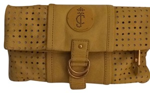 Juicy Couture Yellow Clutch