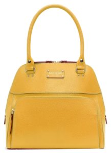 Kate Spade Large Satchel in Yellow