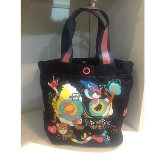 LeSportsac Limited Edition Rhythm Style 8761 Tote in Artist in Residence - Pianofuzz