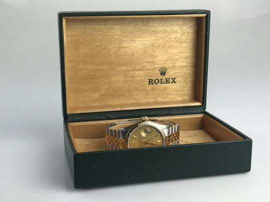 Rolex Rolex Oyster Perpetual Datejust 36mm Champagne Dial