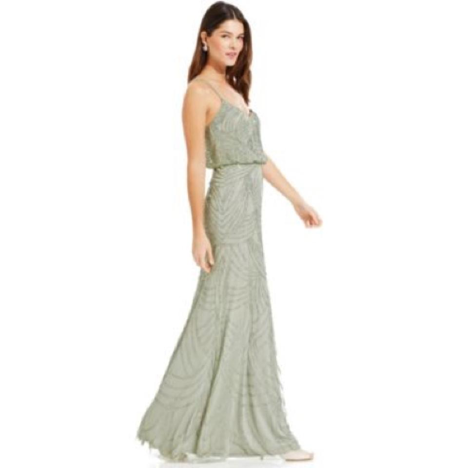 Enchanting Adrianna Papell Petite Gown Component - Best Evening Gown ...