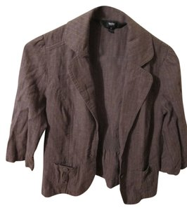 Mossimo Supply Co. Brown Blazer