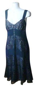 Ann Taylor LOFT Evening Lace A-line Dress