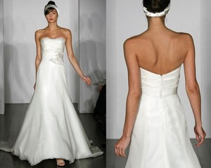 Amsale Cecily Wedding Dress