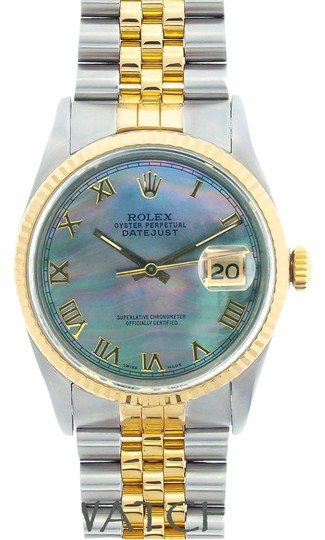 Preload https://img-static.tradesy.com/item/6096622/rolex-36mm-men-s-datejust-2-tone-with-blue-mother-of-pearl-dial-watch-0-0-540-540.jpg