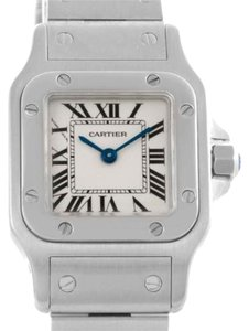 Cartier Cartier Santos Galbee Ladies Steel Quartz Watch W20056D6