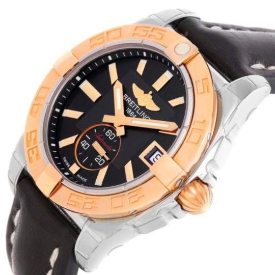 Breitling Breitling Galactic 36 Stainless Steel Rose Gold Watch